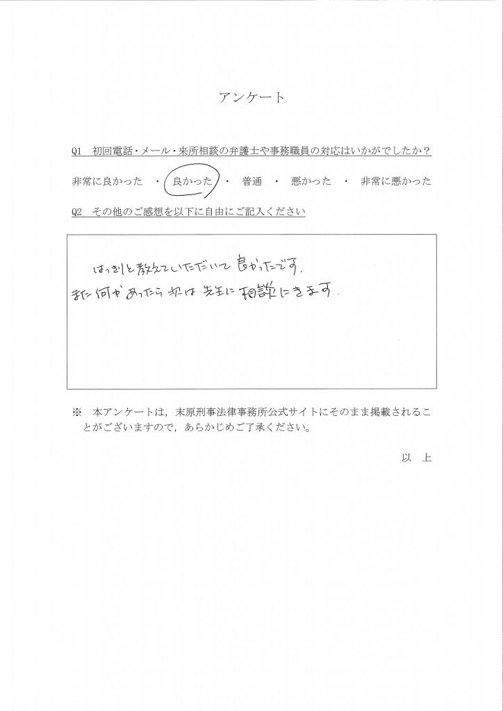 (SCD)アンケート95