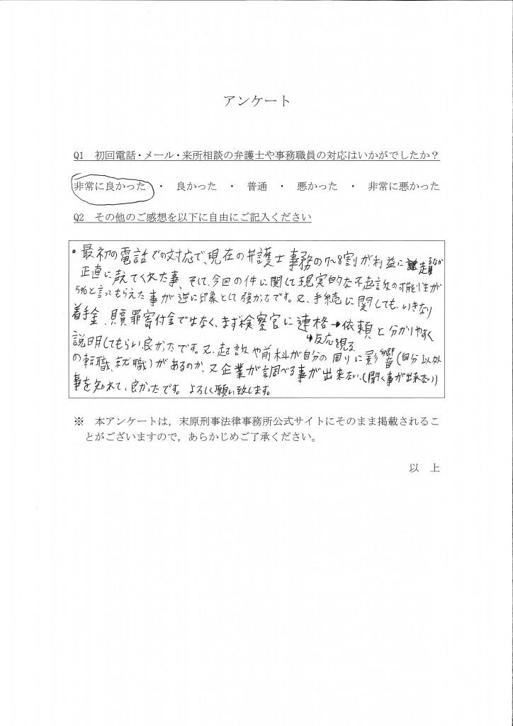 (SCD)アンケート54
