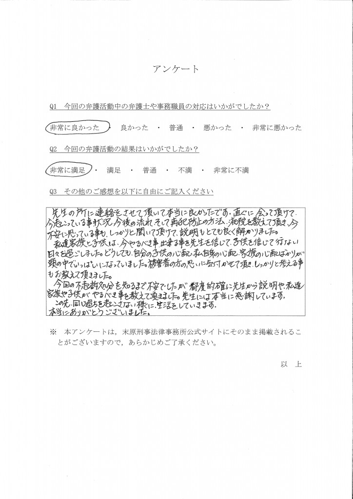 (SCD)アンケート61