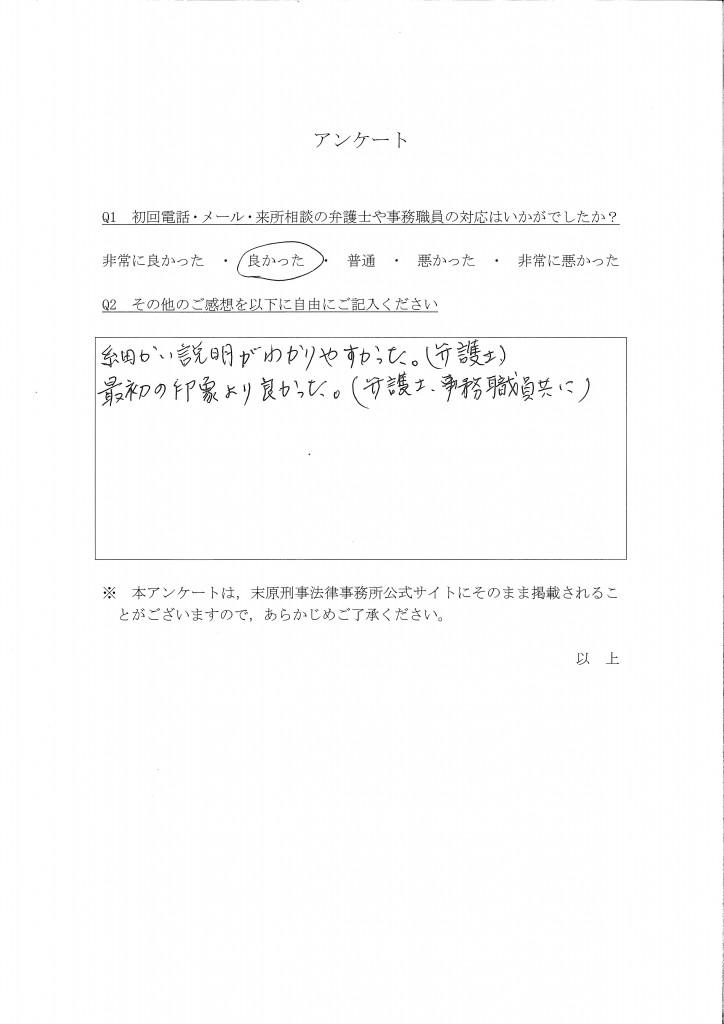 (SCD)アンケート80